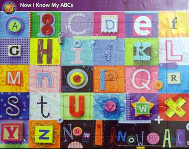 Alphabet Puzzle - Click Image to Close