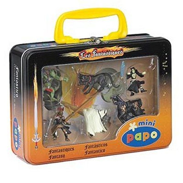 Mini Fantasy Figures by Papo - Set 1